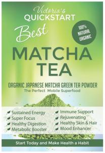 Benefits Of Matcha Green Tea For Weight Loss