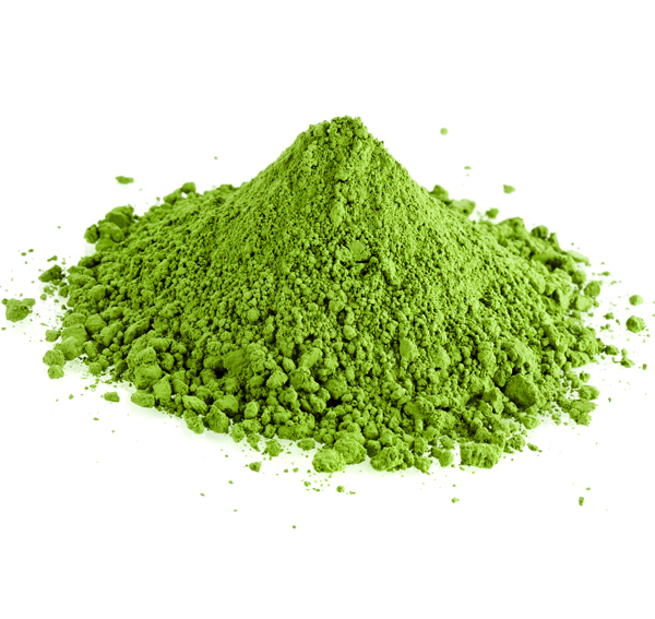 how to make matcha powder from green tea leaves