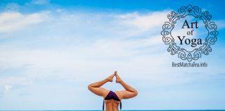 3 best matcha green tea yoga poses