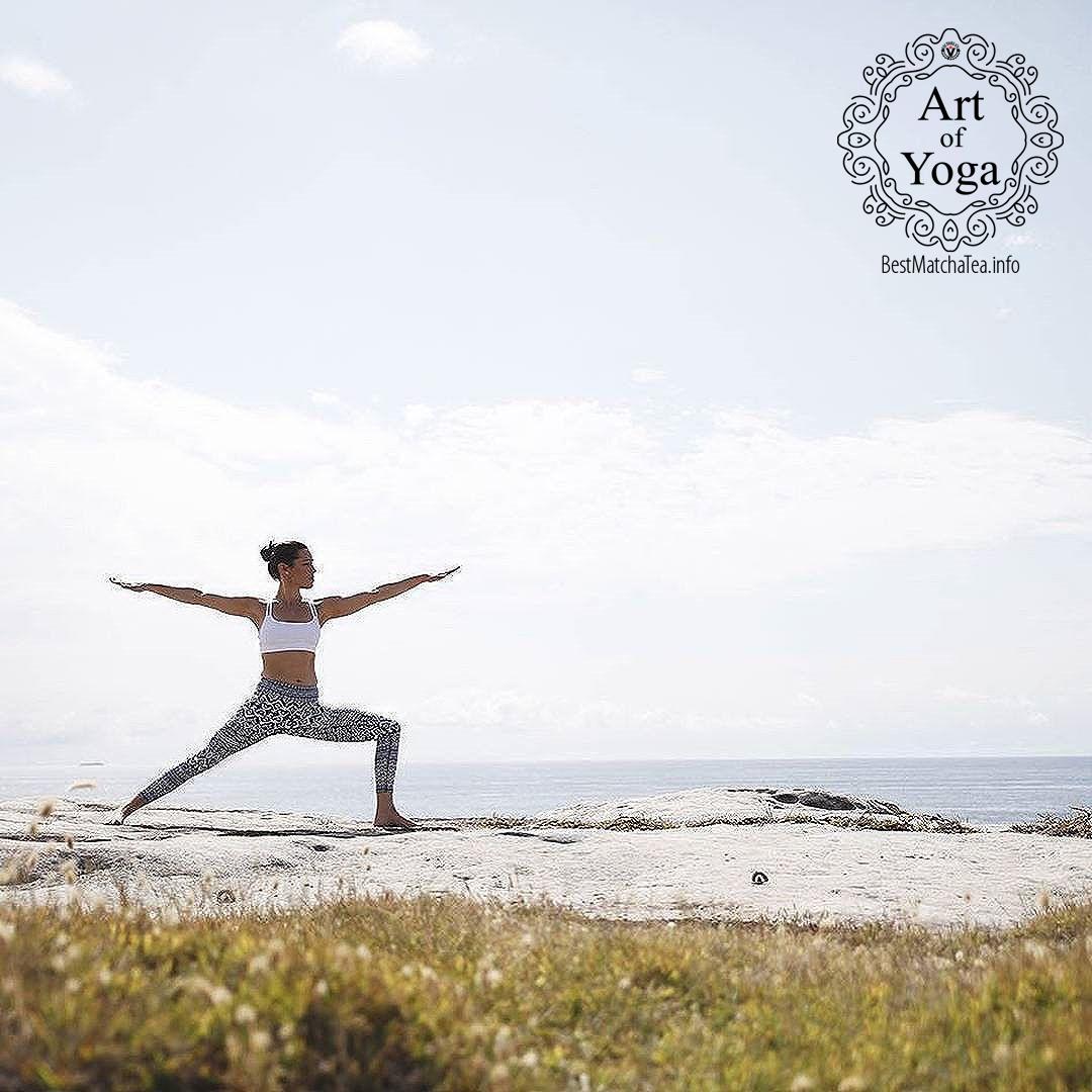 6 best matcha green tea yoga poses