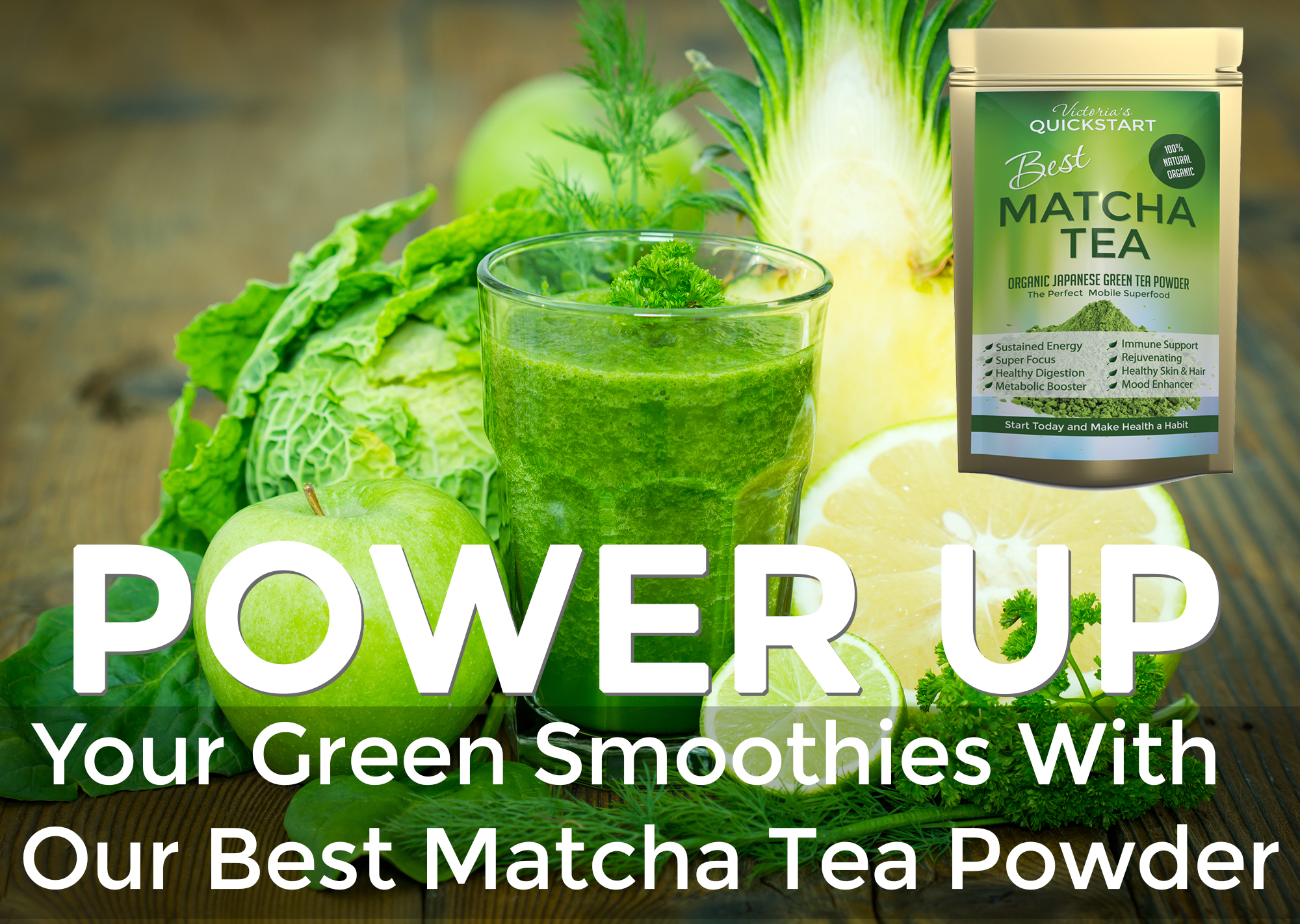 How Matcha Green Tea Helps ADHD