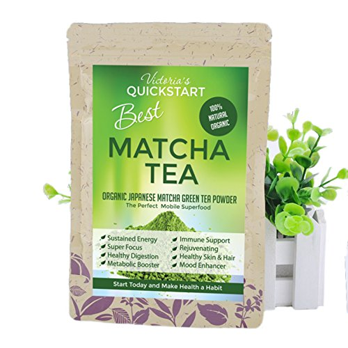 How To Unleash Your Wonder Woman Super Power With Matcha Green Tea