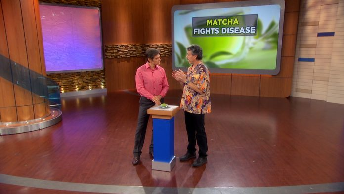 Is Matcha Green Tea Good For You? Let's Ask Dr. Oz!